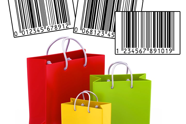 Retail Barcode Numbers